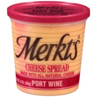 Merkts Port Wine Natural Cheese Cheese Spread, 14 oz product image