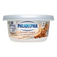 Philadelphia Cream Cheese Brown Sugar & Cinnamon - 7.5oz product image