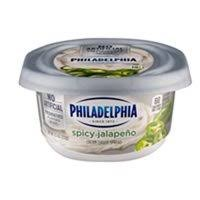 Philadelphia Spicy Jalapeno Cream Cheese Tub - 7.5oz product image