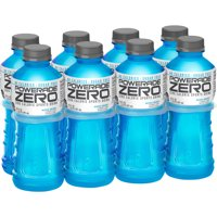 Powerade Zero Sports Drink, Mixed Berry, 20 Fl Oz, 8 Count product image