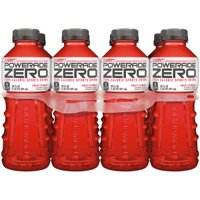 Powerade Zero Sports Drink, Fruit Punch, 20 Fl Oz, 8 Count product image