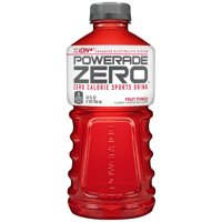 Powerade Zero Sports Drink, Fruit Punch, 32 Fl Oz, 1 Count product image