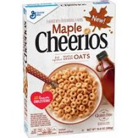 Maple Cheerios Breakfast Cereal - 10.8oz product image