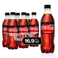 Coca-Cola Zero Sugar - 6pk/16.9 fl oz Bottles product image