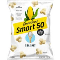 Smartfood Smart50 Sea Salted Popcorn - 5oz product image