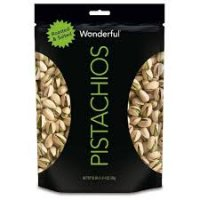 Wonderful Pistachios Roasted & Salted - 20oz product image