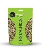 Wonderful Roasted & Salted No Shells Pistachios - 12oz product image
