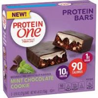 Protein One Mint Chocolate Cookie Bar - 4.8oz product image