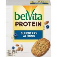 belVita Protein Blueberry Almond Breakfast Bars - 4ct product image