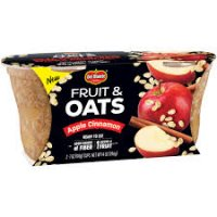 Del Monte Apple Cinnamon Fruit & Oats - 14oz product image