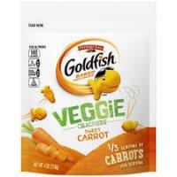 Goldfish Veggie Carrot - 4oz product image