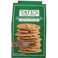 Tate's Bake Shop All Natural Chocolate Chip Cookies, 7 Oz. product image