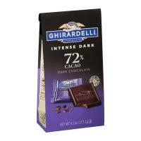 Ghirardelli Choc 72% Med Bag Sub 4.1oz product image