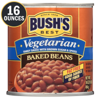 BUSH'S Vegetarian Baked Beans, 16 oz Canned Beans product image