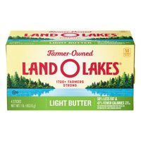 Land O'Lakes Light Butter Sticks, 16 Oz., 4 Count product image