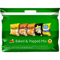 Frito-Lay Baked & Popped Mix Variety Pack, 18 Count product image