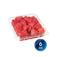 Fresh Raspberries, 6 oz product image