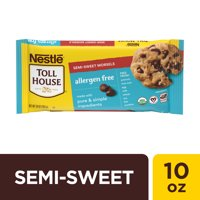 Nestle Toll House Allergen Free Semi Sweet Chocolate Chips 10 oz. product image