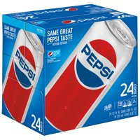 Pepsi Cola 24 Pack 12oz Cans product image