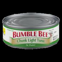 Bumble Bee Chunk Light Tuna in Water 5oz Can product image