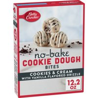 Betty Crocker Cookie Dough Cookies and Cream Bites, 12.2 oz product image