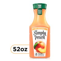 Simply Peach Juice, 52 fl oz product image