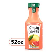 Simply Grapefruit Juice, 52 fl oz product image