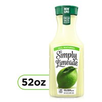 Simply Limeade, Non-GMO, 52 fl oz product image
