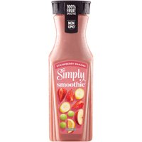Simply Smoothie Strawberry Banana 32oz product image