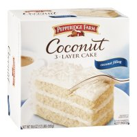Pepperidge Farm 3 Layer Cake Coconut 19.6oz Box product image
