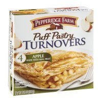 Pepperidge Farm Apple Turnovers 4CT 12.5oz. Box product image