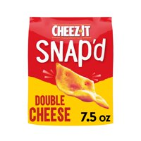 Cheez-It, Cheesy Baked Snacks, Double Cheese, 7.5 Oz product image