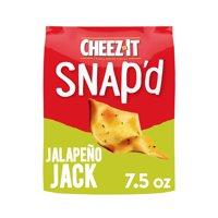 Cheez-It, Cheesy Baked Snacks, Jalapeno Jack, 7.5 Oz product image