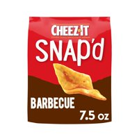 Cheez-It, Cheesy Baked Snacks, Barbecue, 7.5 Oz product image