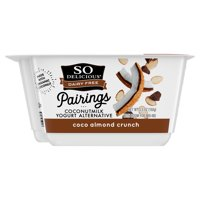 So Delicious Dairy Free Coco Almond Crunch Coconutmilk Yogurt Alternative, 5.3 Oz. product image