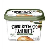 Country Crock Plant Butter with Olive Oil Tub, 10.5 oz product image