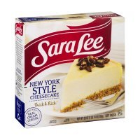 Sara Lee Cheesecake New York Style 30oz Box product image