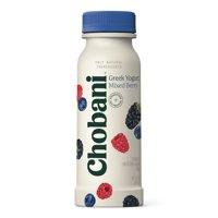 Chobani Greek Yogurt Drink with Probiotics, Mixed Berry 7oz product image