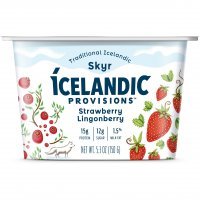 Icelandic Provisions Skyr Strawberry 5.3oz product image