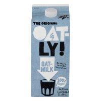 Oat-Ly Oat-Milk, 64.0 FL OZ product image