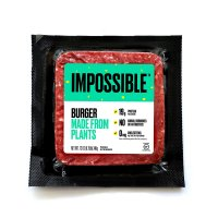 Impossible Burger Made From Plants, 0.75lb product image