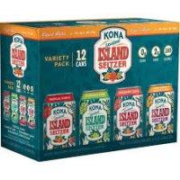 Kona Spiked Island Seltzer Variety Pack 12pk 12oz product image