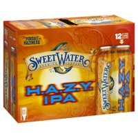 Sweetwater Hazy Ipa 12pk 12oz cans product image