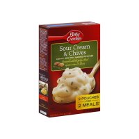 Betty Crocker Potatoes Mashed Sour Cream & Chives 7.2oz Box product image