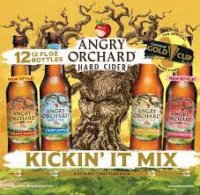Angry Orchard Hard Cider Variety 12pk 12oz Bottles *ID REQUIRED* product image