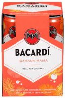 Bacardi Ready To Drink Bahama Mama 4ct 355ml cans *ID REQURIED* product image