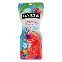 DAILY'S FIREWORKS FROZEN POUCH product image