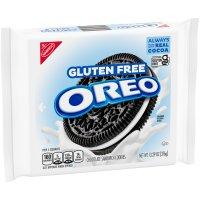 OREO Gluten Free Chocolate Sandwich Cookies product image