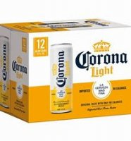 Corona Light Lager Beer - 12pk/12 fl oz Cans *ID REQUIRED* product image