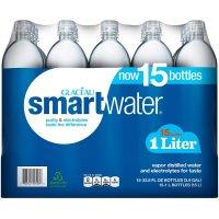 Glaceau Smartwater, 15 pk./33.8 fl. oz. product image